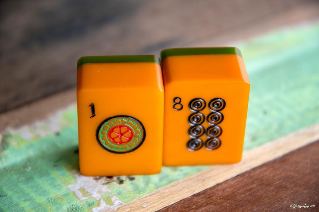 Mahjong by yorkshirekiwi