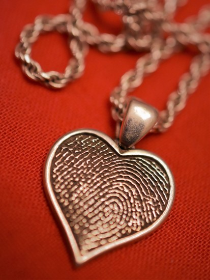Heart Print by caitnessa