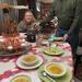 New Year's Eve fondue