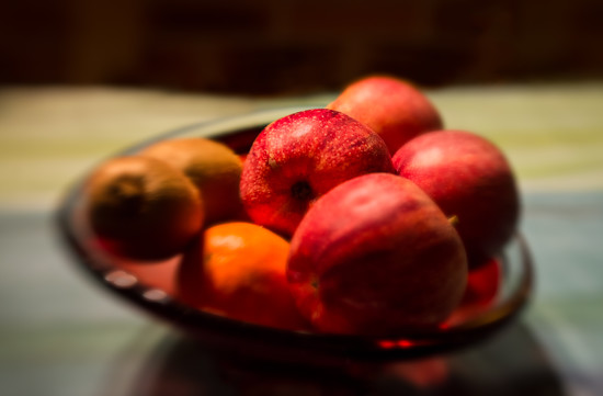 Paimpont 2018: Day 18 (2) - Lensbaby Fruit Bowl by vignouse