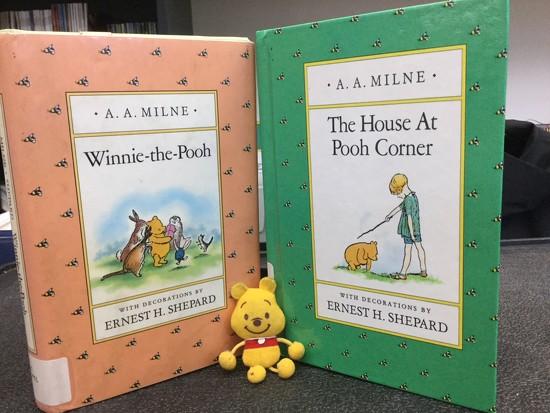 Winnie the Pooh Day by allie912