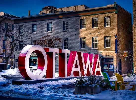 HDR Ottawa by adi314