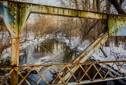 18th Jan 2018 - blue bridge