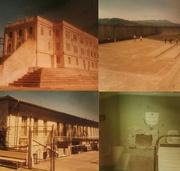 18th Jan 2018 - Travelling Back In Time....Inside Alcatraz