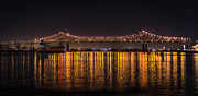 18th Jan 2018 - Crescent City Bridge over Mississippi River