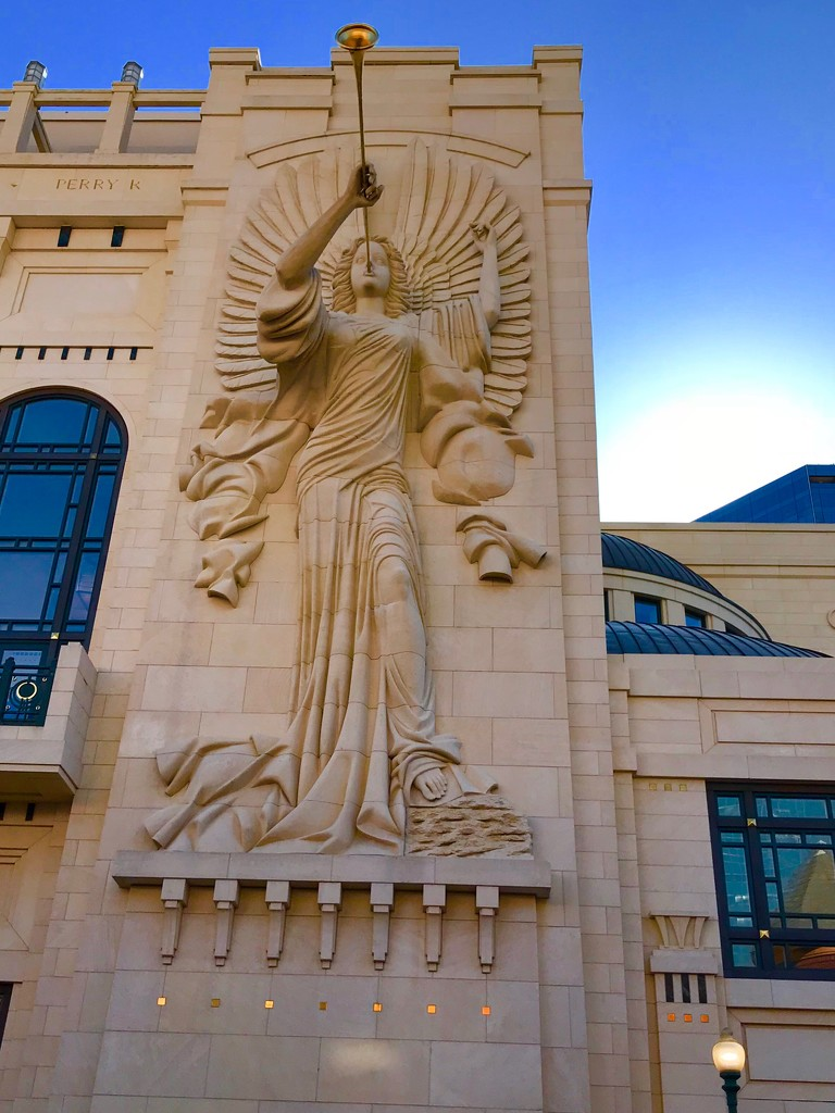 The Fort Worth Angels by louannwarren