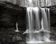 19th Jan 2018 - Winter Waterfall