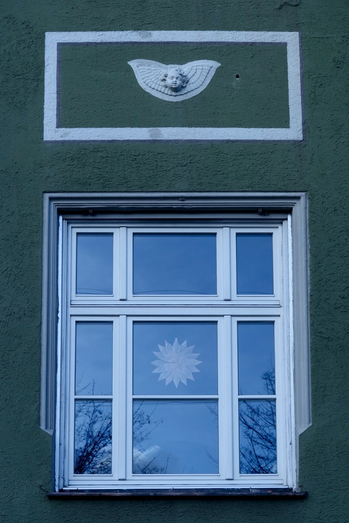 Window II by toinette