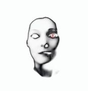 19th Jan 2018 - Ol' red eye...