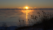 1st Jan 2018 - frozen mists over Lake Michigan