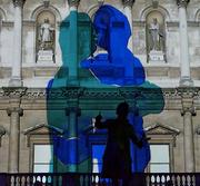 20th Jan 2018 - 017 - Lumiere London, Royal Academy
