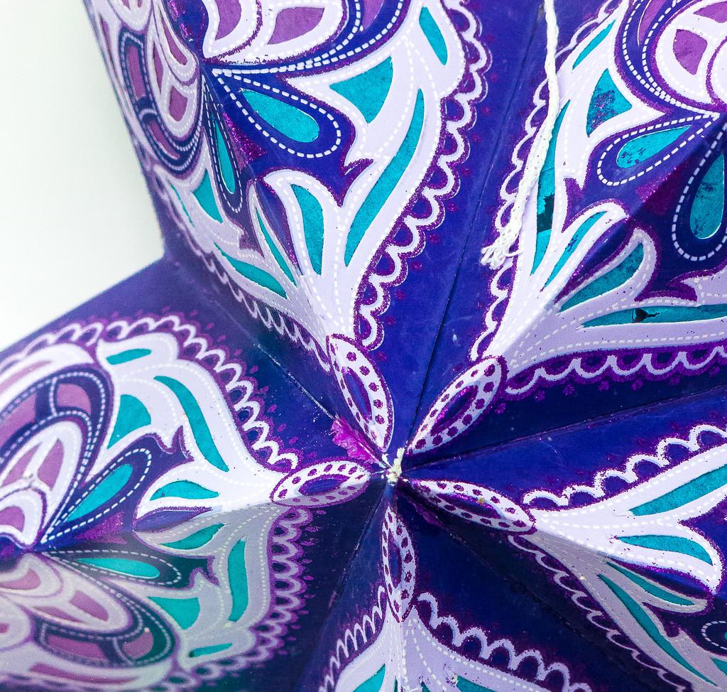 Purple Star by dorsethelen