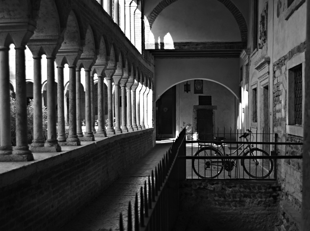 Cloister by caterina