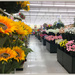 Fake Flower Aisle