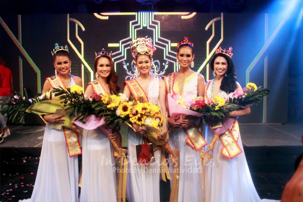 Miss Iloilo Dinagyang 2018 Winners by iamdencio