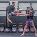 Kickboxing..