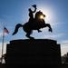Andrew Jackson Silhouette
