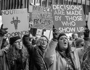 21st Jan 2018 - Women's March #2