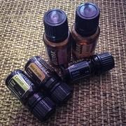 3rd Jan 2018 - Essential oils