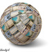 Winter Globe Collage by radiogirl