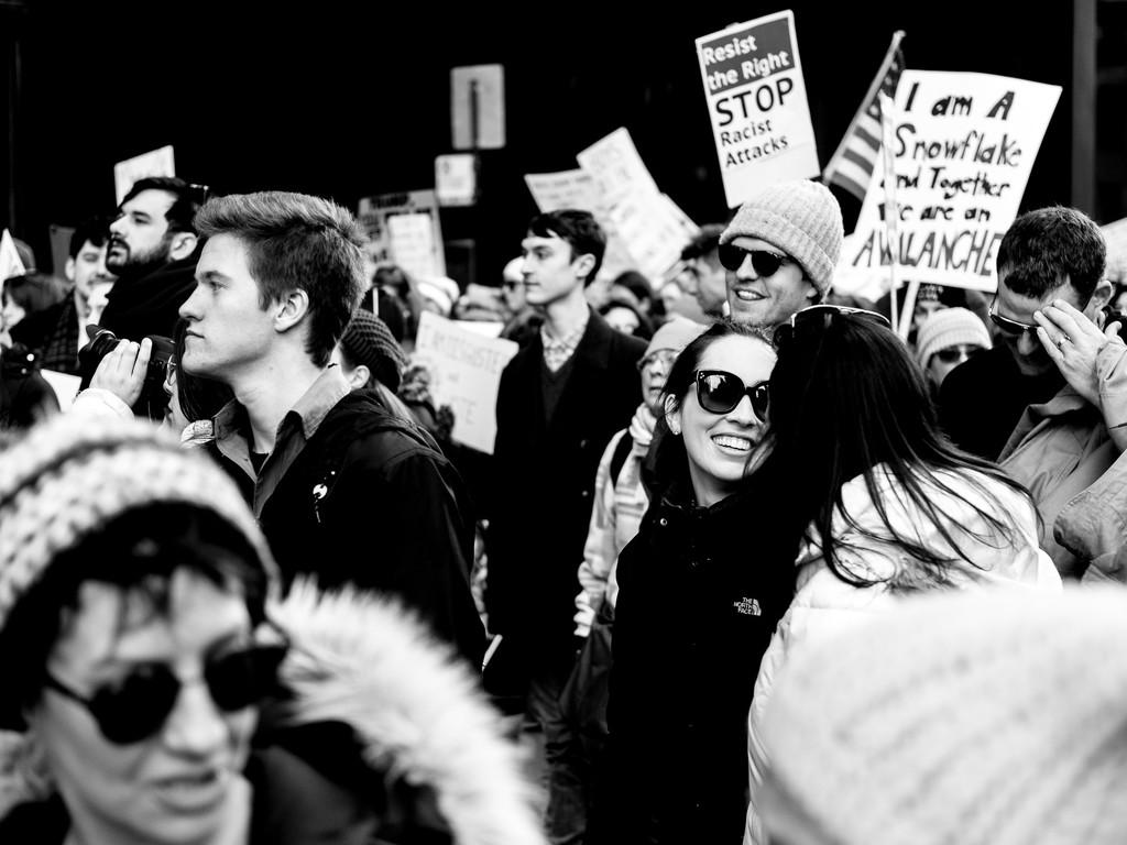 Women's March #4 by ukandie1