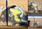 24th Jan 2018 - Phoenix's first mural art