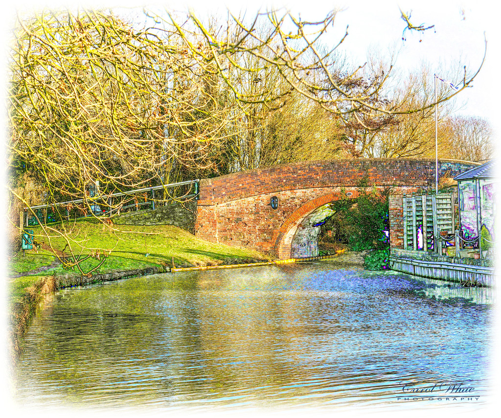 Canal Bridge by carolmw