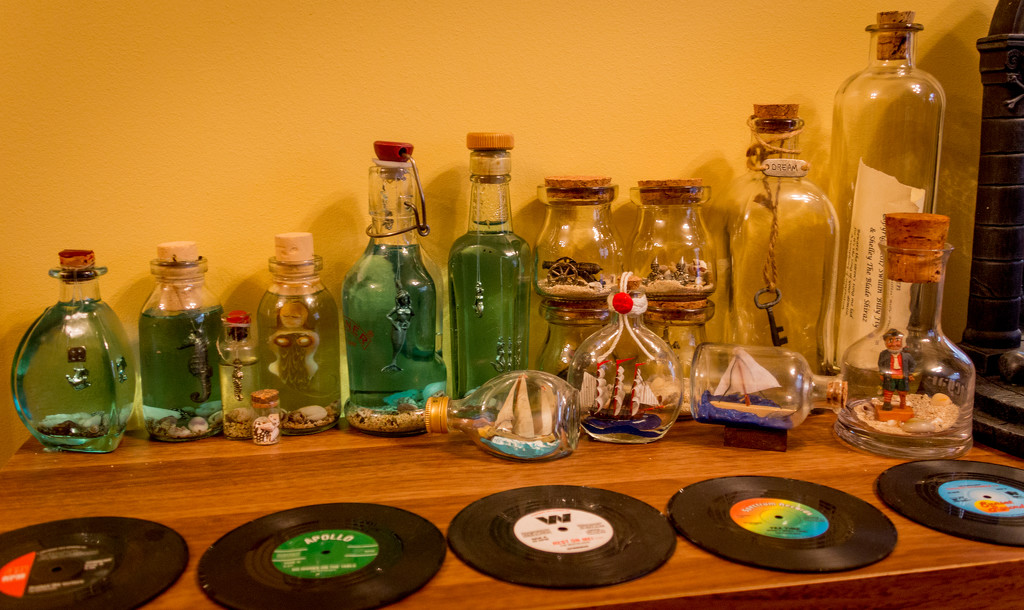 Bottle collection.  by swillinbillyflynn