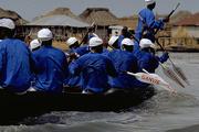 26th Mar 2019 - 85 Ganvie Lake Nokoue - Near Cotonou, Benin