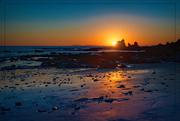 25th Jan 2018 - Corona Del Mar Sunset - Alternate Version