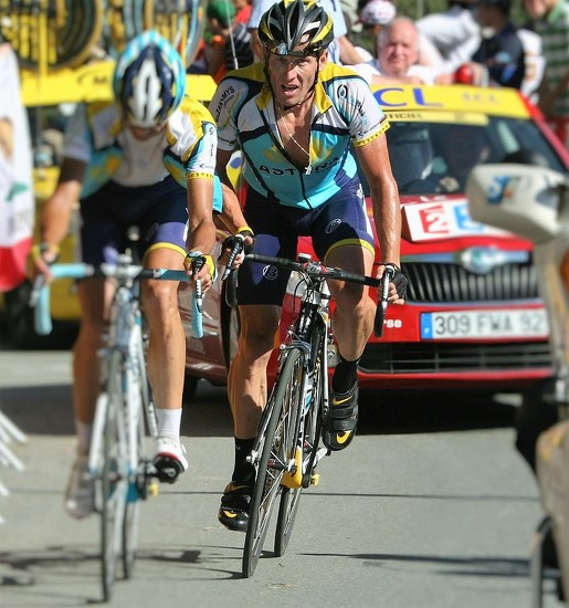 87 Lance Armstrong - Verbier 2009 by travel