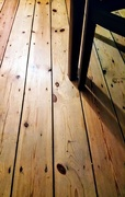 24th Jan 2018 - Floorboards and shadows