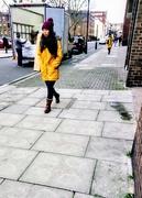 26th Jan 2018 - Yellow coats