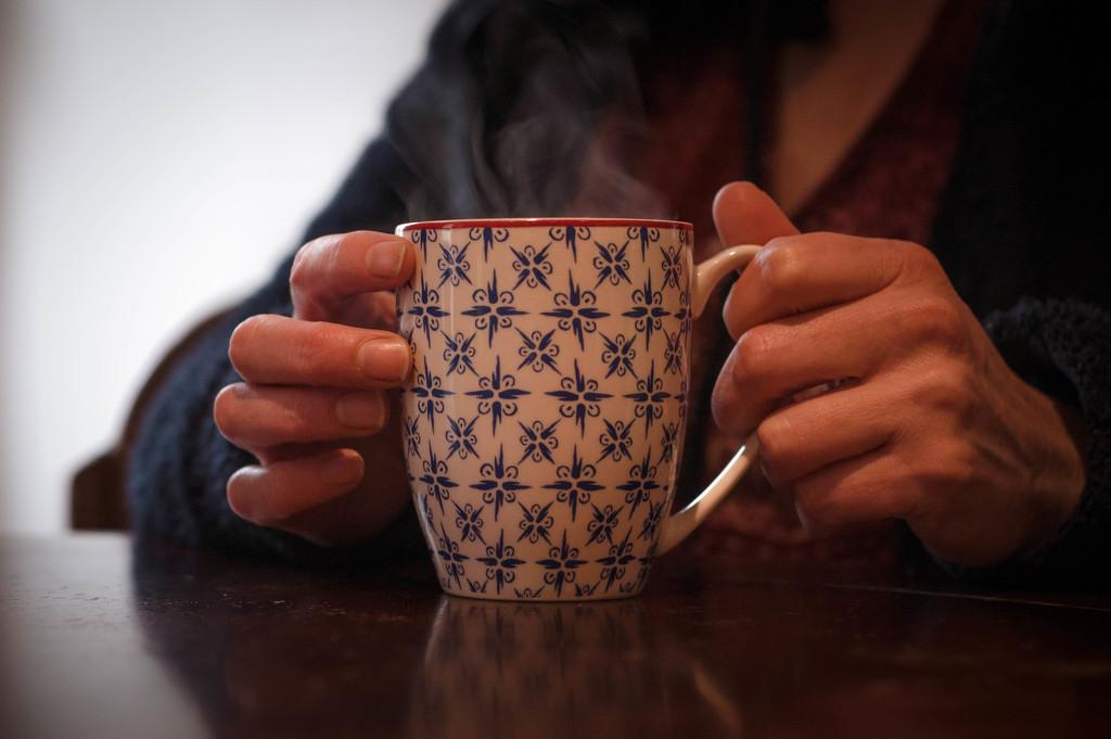 A cup of redbush tea by overalvandaan