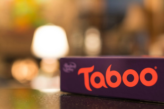 Taboo by janetb