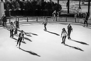27th Jan 2018 - There was more than one skater!