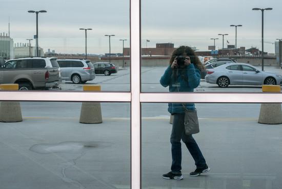 Union Selfie by tracys