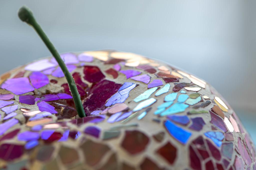 Mosaic apple by yorkshirekiwi