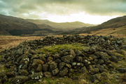 30th Jan 2018 - Sheepfold on Crowhow End