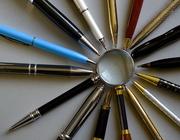 30th Jan 2018 - My Favourite Pens
