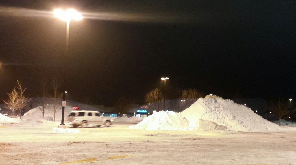 Substantial Snow by caitnessa
