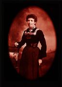 31st Jan 2018 - Julia, circa 1900
