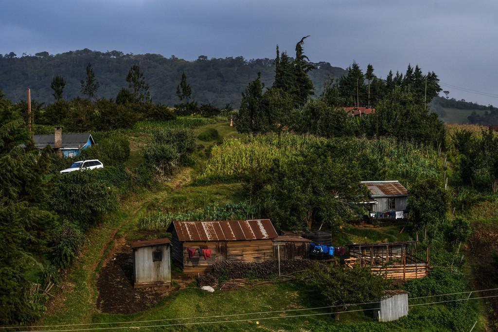 Kenya Countryside by kareenking
