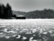 31st Jan 2018 - bleak boathouse