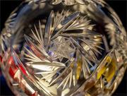 31st Jan 2018 - Cut glass macro