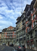 31st Jan 2018 - Street of Lausanne