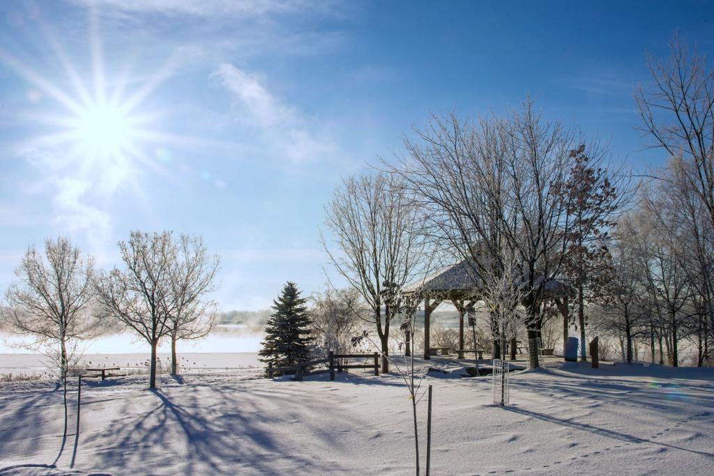 January Words -  Sunshine by farmreporter
