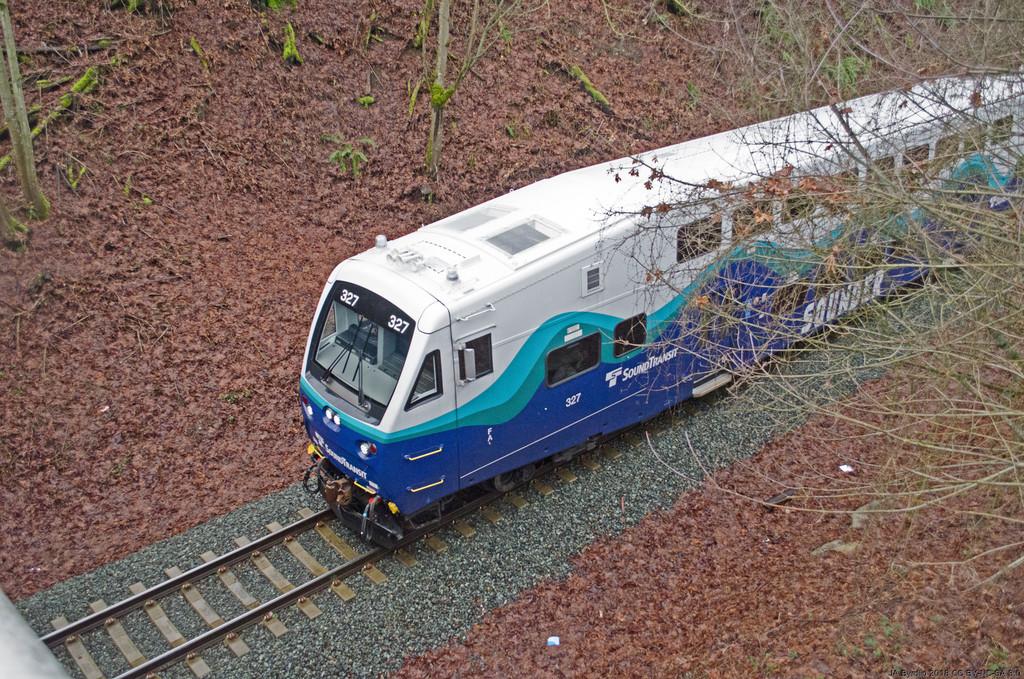 On the rails by byrdlip