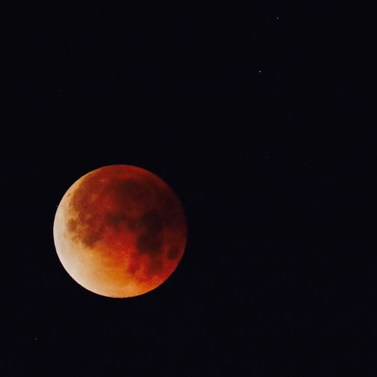 Super Blue Blood Moon by redy4et