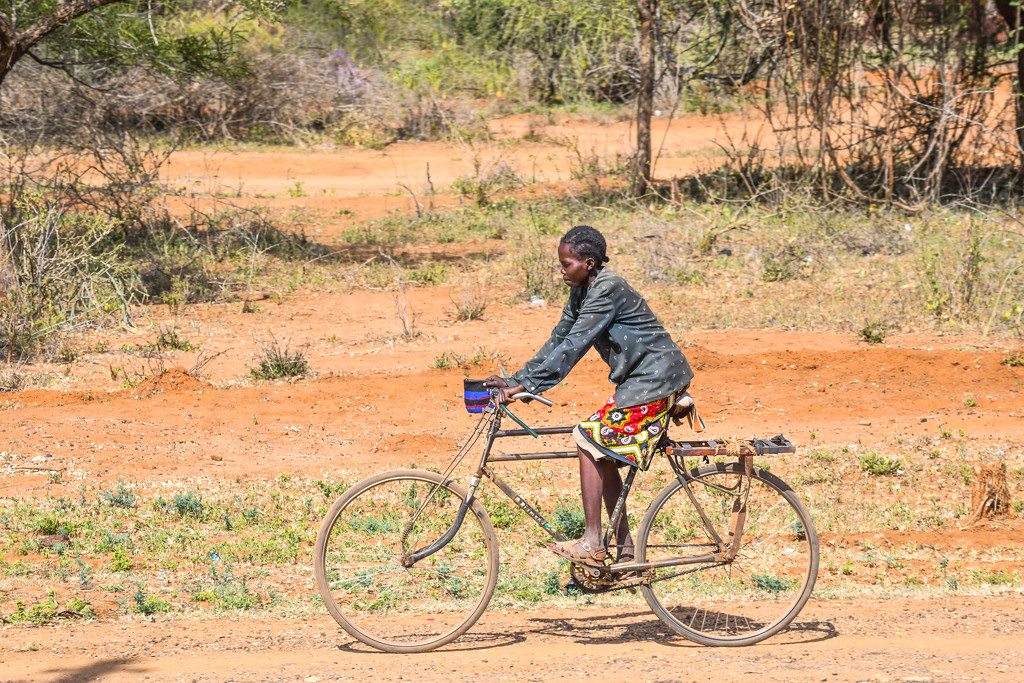 Bike Ride in Kenya by kareenking